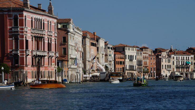 Transportation & Traffic Control in Venice – Engineering Rome